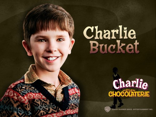 Charlie et la Chocolaterie wallpaper 1