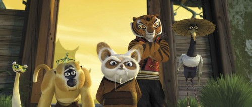 Kung Fu Panda wallpaper 17