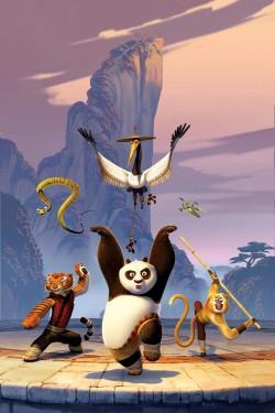 Kung Fu Panda wallpaper 4