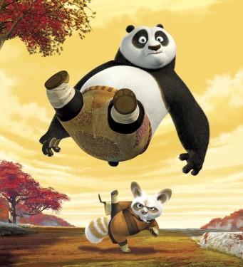 Kung Fu Panda wallpaper 5