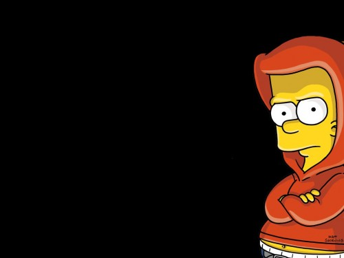 Les Simpson wallpaper 12