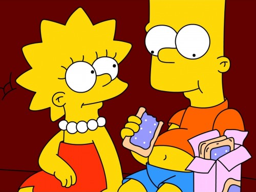 Les Simpson wallpaper 14