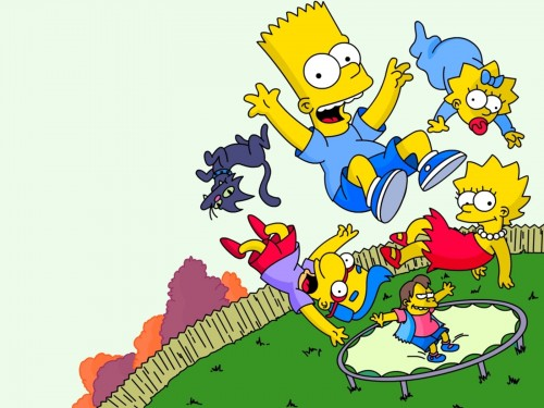 Les Simpson wallpaper 27