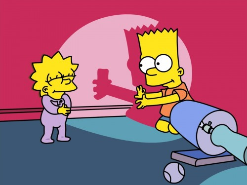 Les Simpson wallpaper 3