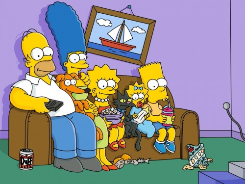 Les Simpson wallpaper 34