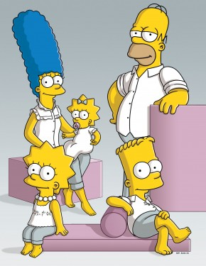 Les Simpson wallpaper 7