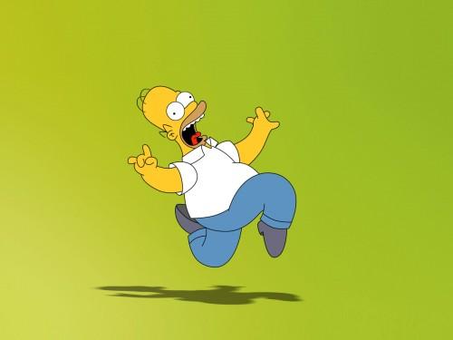 Les Simpson wallpaper 8