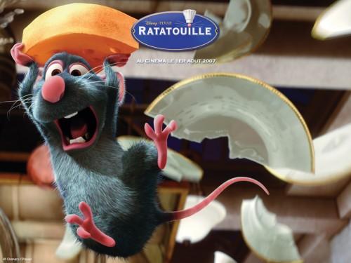 Ratatouille wallpaper 2