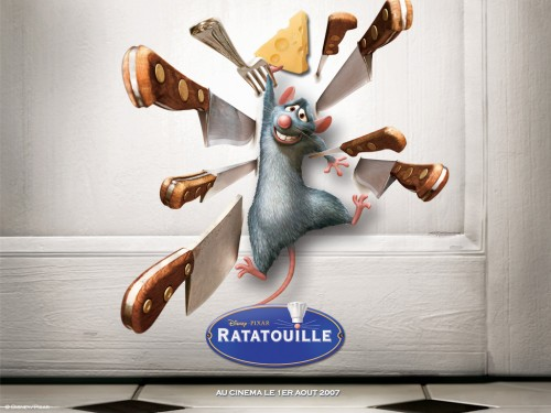 Ratatouille wallpaper 3