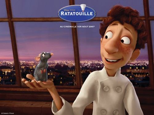 Ratatouille wallpaper 4