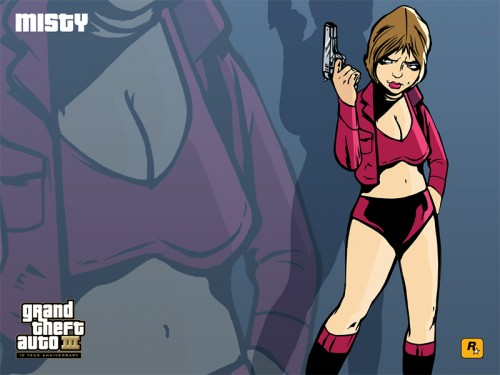 Grand Theft Auto III wallpaper 11