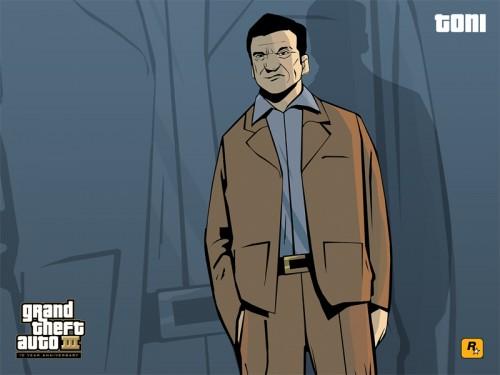 Grand Theft Auto III wallpaper 12