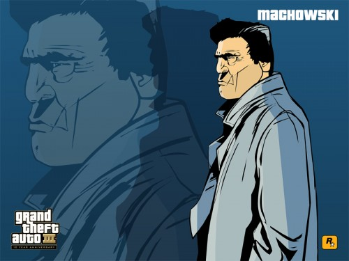 Grand Theft Auto III wallpaper 16