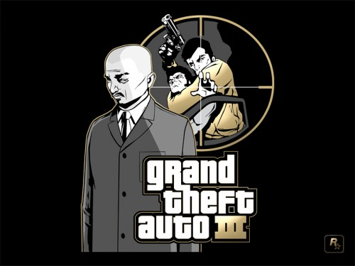 Grand Theft Auto III wallpaper 20