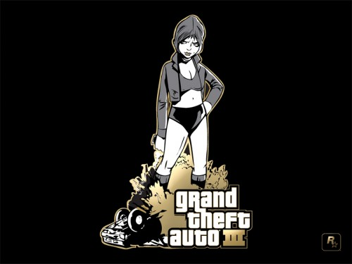 Grand Theft Auto III wallpaper 22