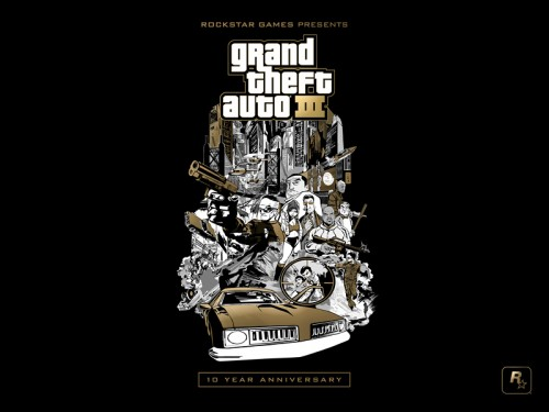 Grand Theft Auto III wallpaper 23