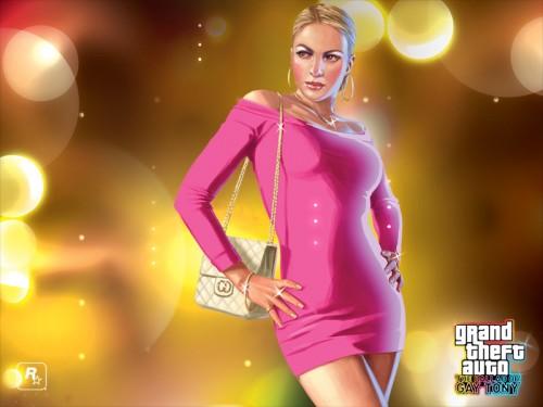 Grand Theft Auto IV : The Ballad of Gay Tony wallpaper 1