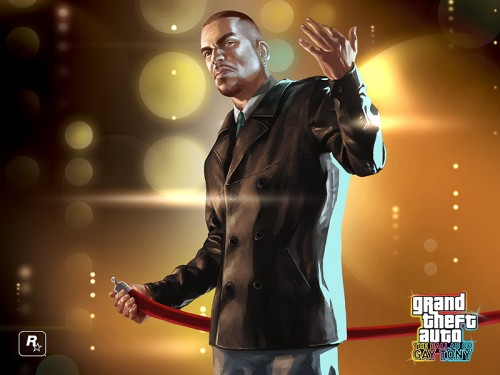 Grand Theft Auto IV : The Ballad of Gay Tony wallpaper 7