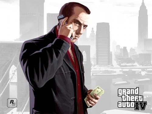 Grand Theft Auto IV wallpaper 10