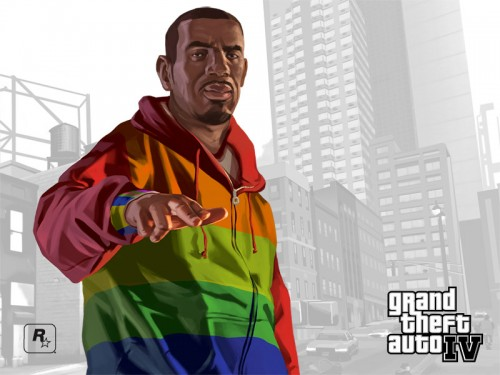Grand Theft Auto IV wallpaper 13