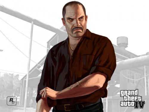Grand Theft Auto IV wallpaper 14