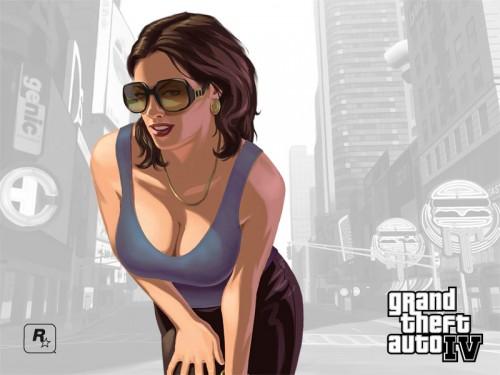 Grand Theft Auto IV wallpaper 15
