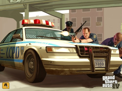 Grand Theft Auto IV wallpaper 2
