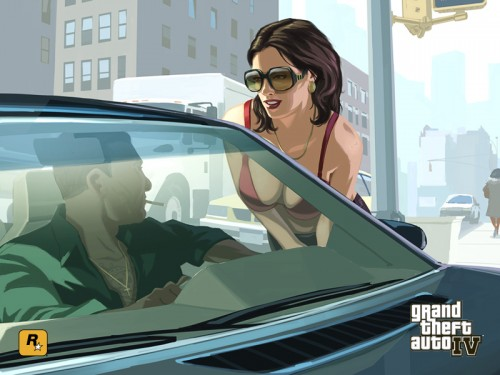Grand Theft Auto IV wallpaper 3