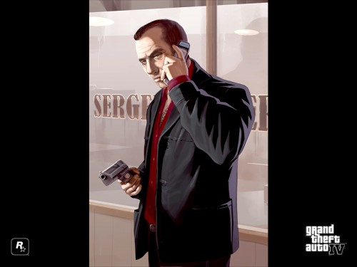 Grand Theft Auto IV wallpaper 6