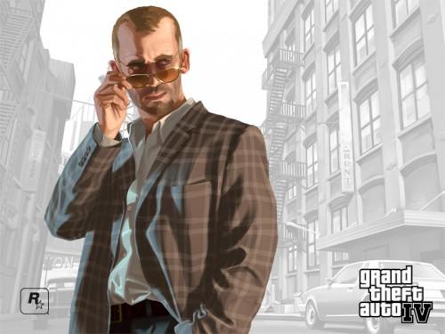 Grand Theft Auto IV wallpaper 9