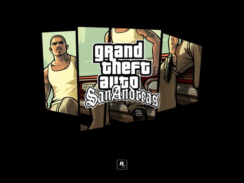 Grand Theft Auto : San Andreas wallpaper 2