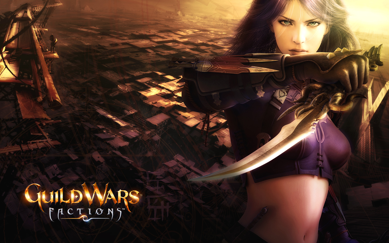 guild wars factions wallpapers - photo #13