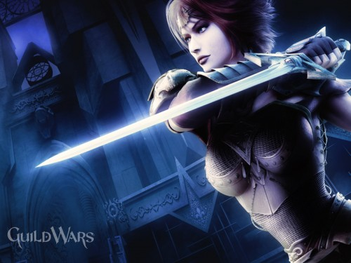 Guild Wars Prophecies wallpaper 1