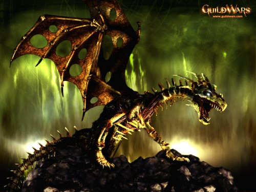 Guild Wars Prophecies wallpaper 2