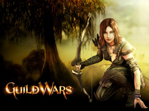 Guild Wars Prophecies wallpaper 9