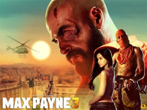 Max Payne 3 wallpaper 2