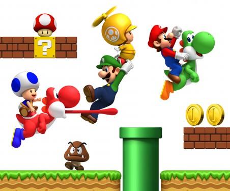 New Super Mario Bros. Wii wallpaper 39