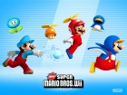 New Super Mario Bros. Wii wallpaper 3