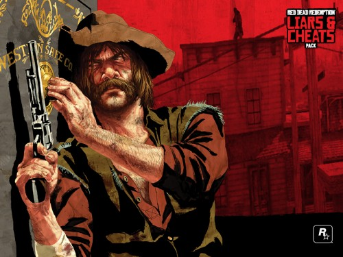Red Dead Redemption wallpaper 17