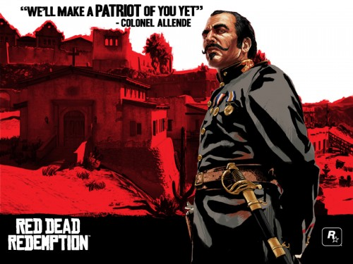 Red Dead Redemption wallpaper 4