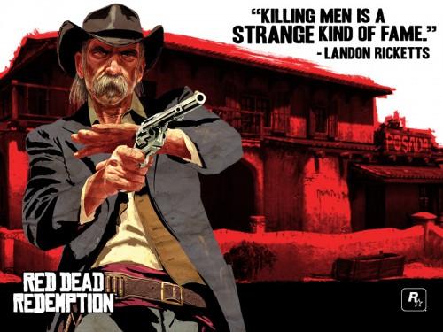 Red Dead Redemption wallpaper 6