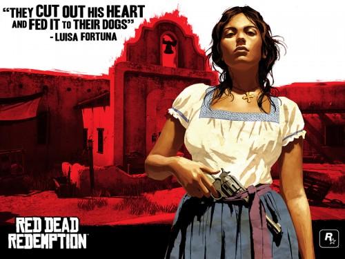 Red Dead Redemption wallpaper 7