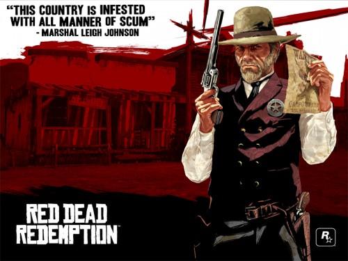 Red Dead Redemption wallpaper 8