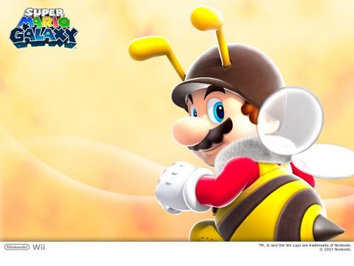 Super Mario Galaxy wallpaper 1