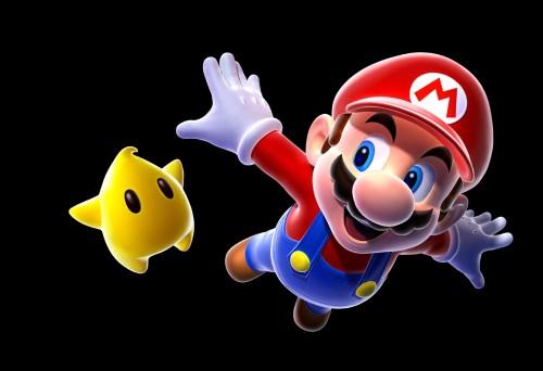 Super Mario Galaxy wallpaper 12