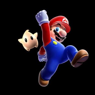 Super Mario Galaxy wallpaper 13