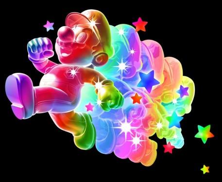 Super Mario Galaxy wallpaper 21