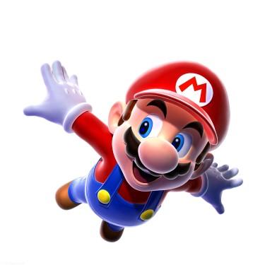 Super Mario Galaxy wallpaper 25