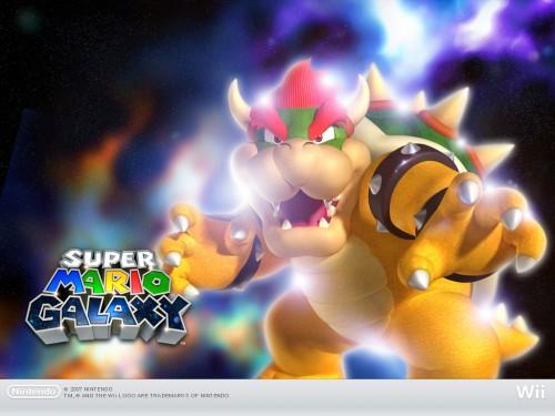 Super Mario Galaxy wallpaper 4