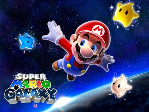 Super Mario Galaxy wallpaper 6